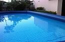 בית בחורש הבריכה