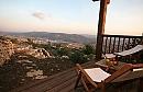 דארנא בגליל מרפסת נוף