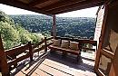 בוואדי אצל איילי בקתה 2מרפסת מזרחית