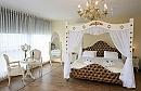 לה וילאז' מלון בוטיק וספא חדר שינה מעוצב