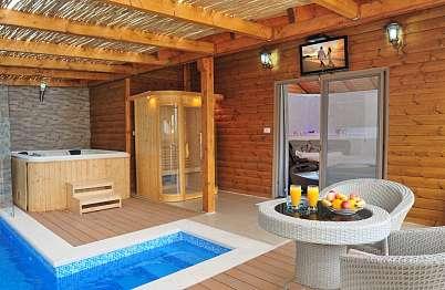 צימר in north area | Golden Suite