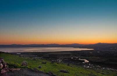 צימר באיזור הצפון | סי זן | Sea Zen - נוף פנורמי אל רמת הגולן - מאגם הכנרת עד להר החרמון
