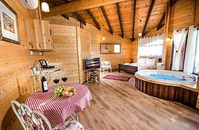 צימר in north area | Nof Zameret Cabins