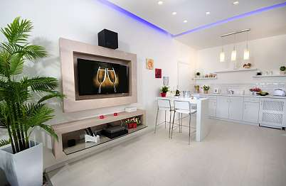 צימר in north area | La Villa Blanca, couples seulement