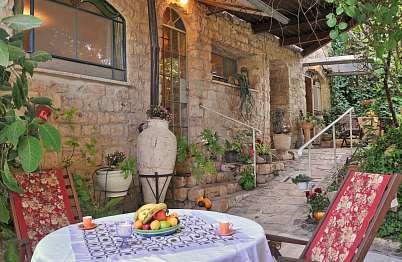 צימר in north area   Pina balev - A corner in your heart