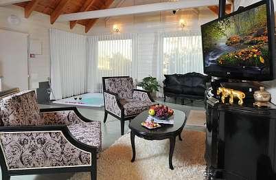 צימר in north area | Or Bekerem - Luxurious Suites