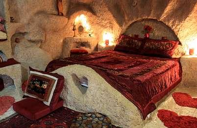 צימר באיזור הצפון | אלאדין מערה רומנטית - לזוגות בלבד