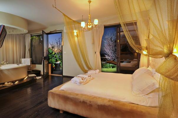 צימרים רומנטיים במיוחד לזוגות בלבד - אחוזת ואן גוך - Van Gogh Estate