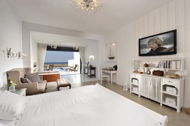 צימרים עם נוף פתוח עם נגישות לנכים - ימים - סוויטות על חוף הים - לזוגות בלבד